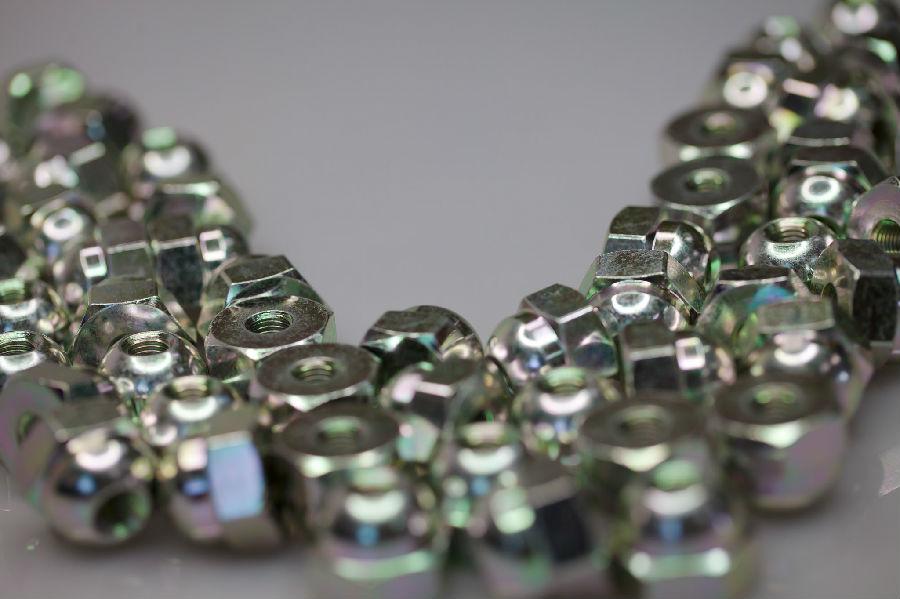 金屬表面處理–三價五彩镀鋅產品圖