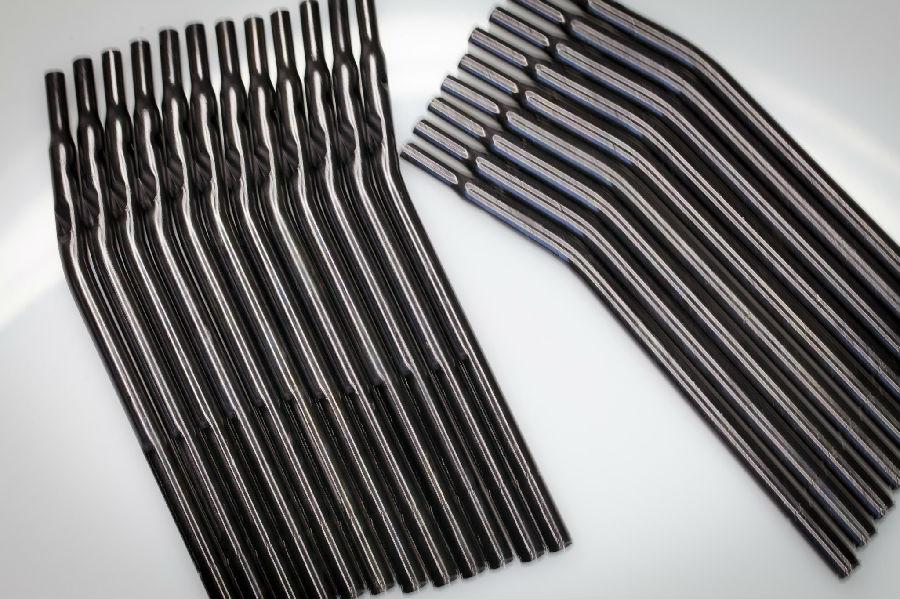 金屬表面處理–三價黑镀鋅產品圖