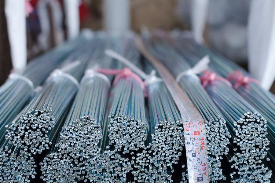 大型物件鍍鋅範例