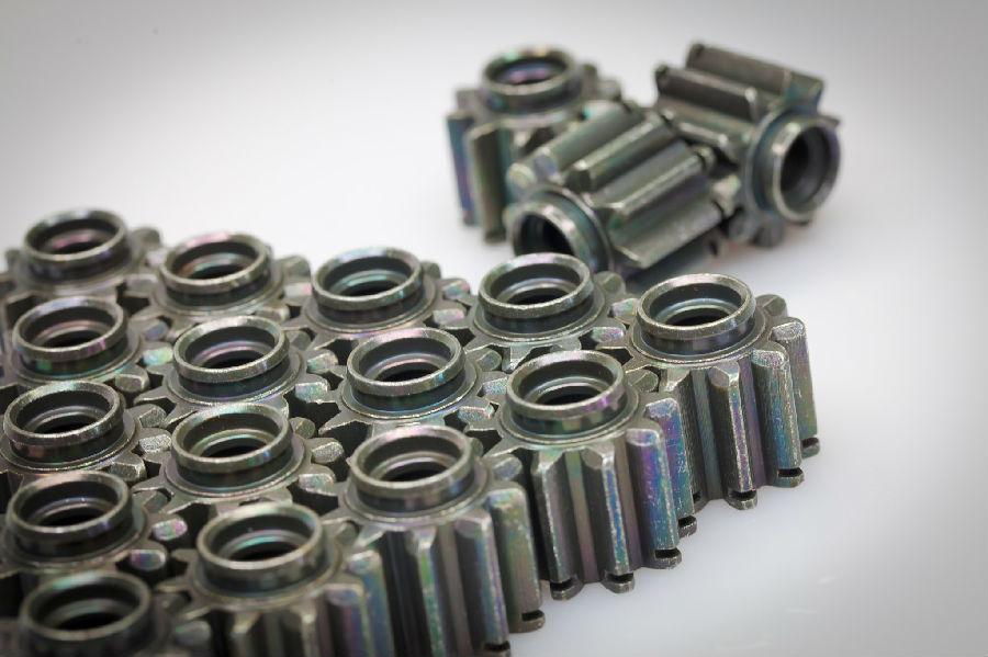 金屬表面處理–軍綠镀鋅顏色產品圖