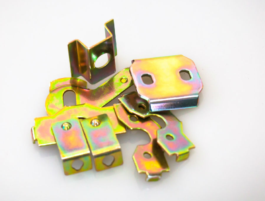 鍍鋅–六價五彩顏色產品圖