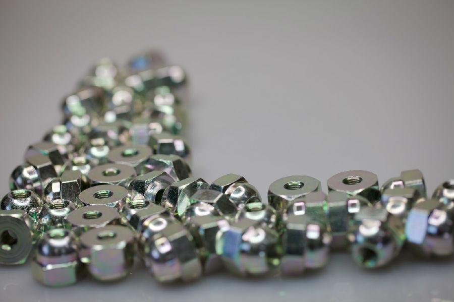 金屬表面處理–三價五彩镀鋅顏色產品圖
